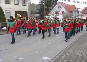 Narrentreffen Niedereschach 2010